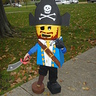 Photo #1 - Kylan the Lego Mini Figure Pirate