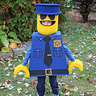Photo #2 - Lego Minifig Cop and Crook