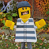 Photo #3 - Lego Minifig Cop and Crook