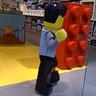 """Photo #3 - Lego Minifigure """"Bad Guy"""""""