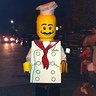 Photo #1 - Lego Minifigure Chef Matteo
