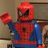 Photo #2 - Lego Minifigure Spiderman