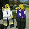 Photo #2 - Lego minifigures on parade