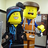 Photo #5 - Emmet and Wyldstyle