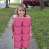 Photo #7 - Pink Lego Block Princess