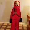 Photo #1 - LEGO Ninjago - Red Ninja Kai