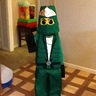 Photo #4 - LEGO Ninjago - Green Ninja Costume