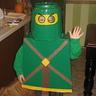 Photo #1 - Green Ninja