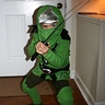 Photo #1 - Green ninja attacks!