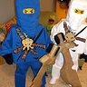 Photo #2 - Lego Ninjago Jay & Zane