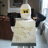 Photo #3 - Lego Ninjago White Ninja