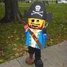 Photo #1 - Lego Mini Figure Pirate