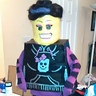 Photo #1 - Lego Skater Girl Costume