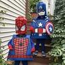 Photo #1 - Lego Spiderman and LegiCaptain America