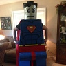 Photo #1 - Lego Superman! The front!