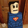 Photo #5 - Lego Superman! The Early Stages!