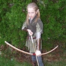 Photo #1 - Legolas with his bow