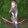 Photo #1 - Legolas with his bow