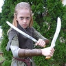 Photo #2 - Legolas with his knives