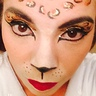 Photo #2 - Leopard makeup