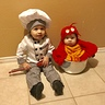 Photo #1 - Chef Emma and Eva the lobster