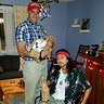 Photo #1 - Lieutenant Dan, Forest Gump and his Box of Chocolates