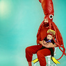 Photo #2 - Life Aquatic with Jacques Cousteau Baby Scuba Diver, The Ocean, and Giant Squid