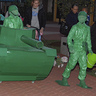Photo #3 - Even Green Army Men Love Candy