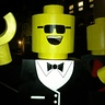 Photo #3 - Tuxedo LEGO having a blast!