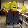 Photo #6 - Suit LEGO pumped to roll out!