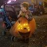 Photo #1 - Light Up Pumpkin