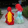 Photo #4 - Mermaid Ariel & Sebastian