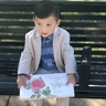 Photo #1 - Eulalio Felix Garcia is Lil Forest Gump