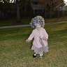 Photo #9 - Granny on the run!