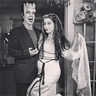 Photo #1 - Lily and Herman Munster