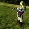 Photo #1 - Link from The Legend of Zelda