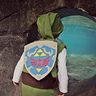 Photo #2 - Link from The Legend of Zelda