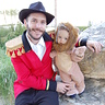Photo #5 - Daddy tamer and lion