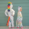 Photo #5 - Lisa Frank's Markie The Unicorn and The rainbow white tiger