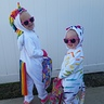 Photo #9 - Looking cool in their shades ready for some candy!