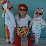 Photo #10 - Lisa Frank Mom and Daughters Group