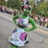 Photo #3 - Lisa Frankenstein at the Little Five Points Halloween Parade in ATL