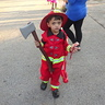 Photo #1 - Sizzling fireman