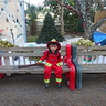 Photo #7 - Fire chief on break