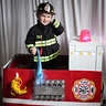 Photo #3 - Little Firefighter and His Truck
