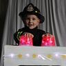 Photo #5 - Little Firefighter and His Truck