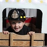 Photo #6 - Little Firefighter and His Truck