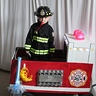 Photo #7 - Little Firefighter and His Truck