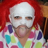 Photo #4 - Got the wig glued on!