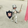 Photo #10 - Little Knight in Shining Armor